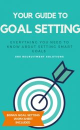 Guide to goal setting cover